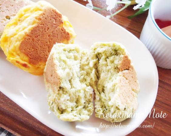 ポリ袋とフライパンで簡単!もちもち豆腐パン